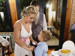 Le nozze di Sara  e Fabrizio 1