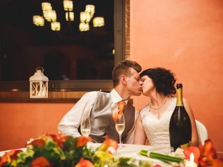 Le nozze di Tina e Jani