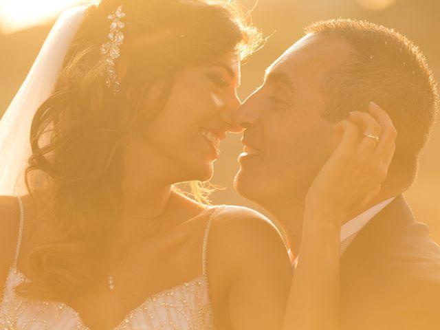 le nozze di Fabiana e Giancarlo
