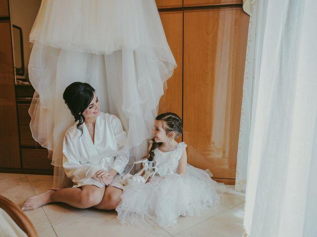 Il matrimonio di Raffaele e Bernadette a Manfredonia, Foggia 1