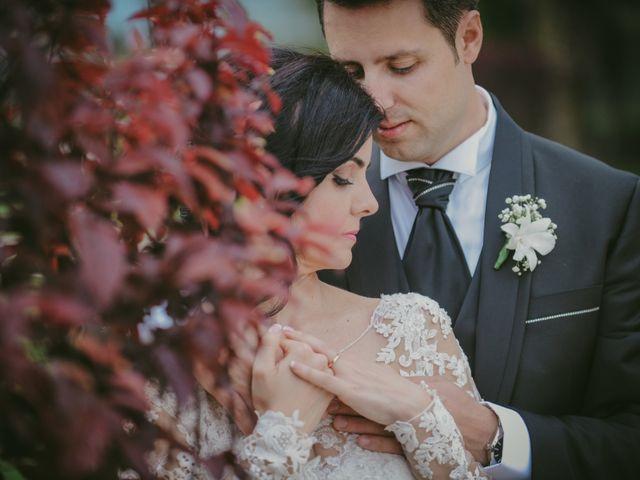 Le nozze di Bernadette e Raffaele