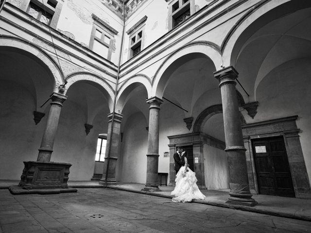 Le nozze di Elena e Nico