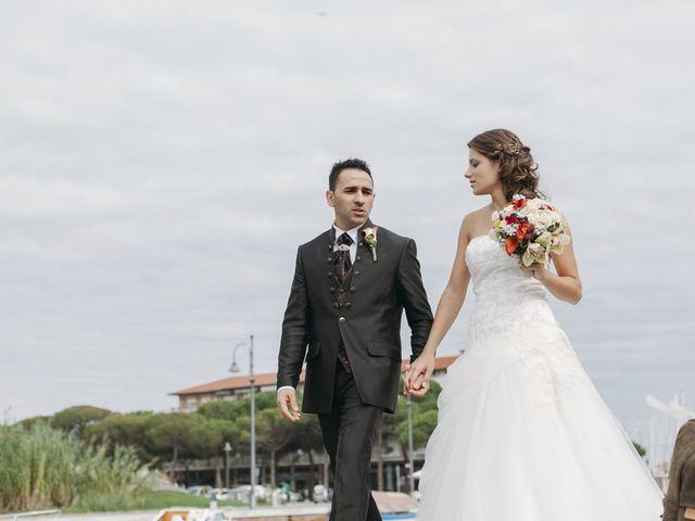 Il matrimonio di Andrea e Carlotta a Cervia, Ravenna 36