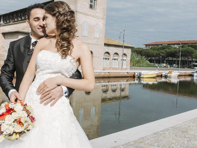 Il matrimonio di Andrea e Carlotta a Cervia, Ravenna 38