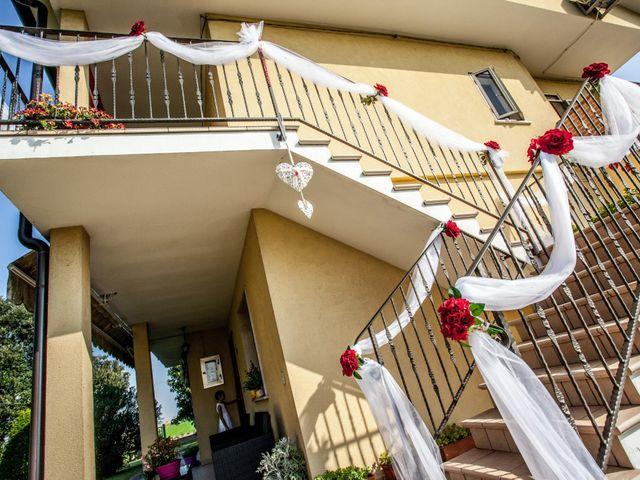 Il matrimonio di Alex e Ilaria a Mesola, Ferrara 12