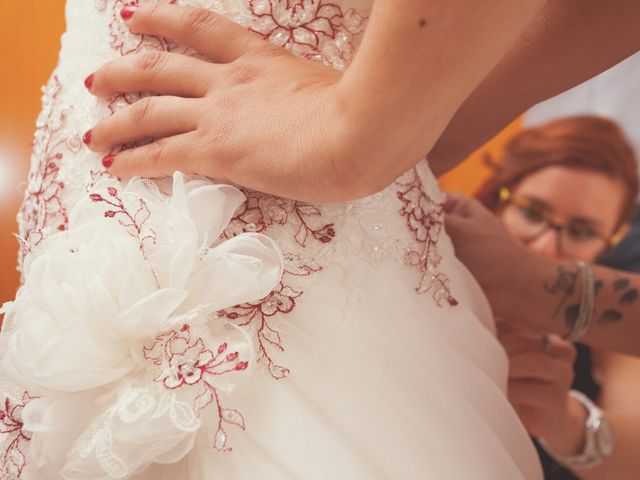 Il matrimonio di Alex e Ilaria a Mesola, Ferrara 14