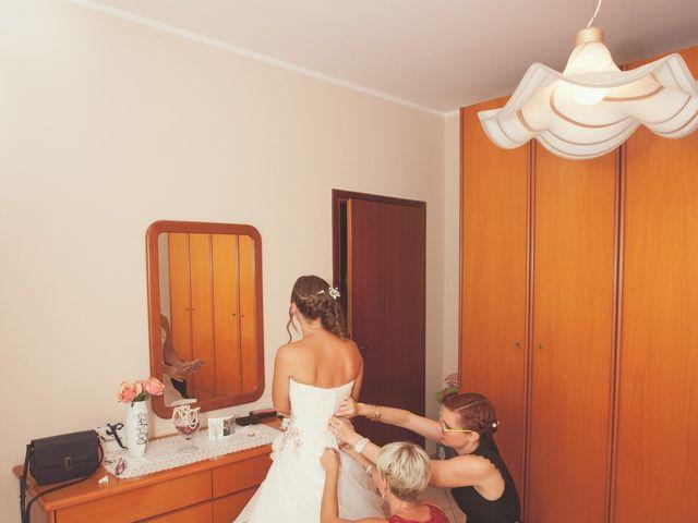 Il matrimonio di Alex e Ilaria a Mesola, Ferrara 16