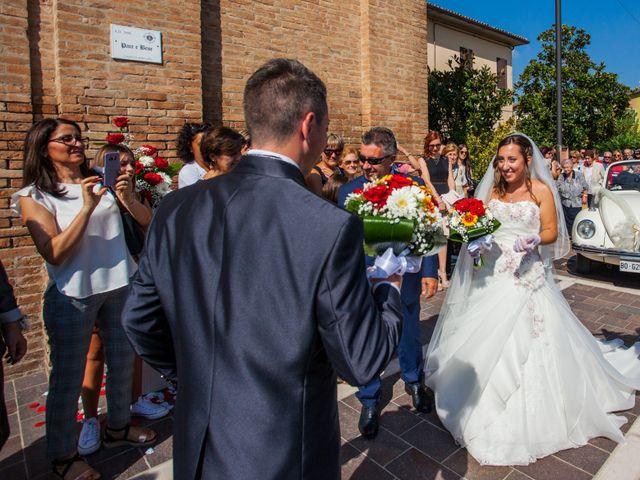 Il matrimonio di Alex e Ilaria a Mesola, Ferrara 50