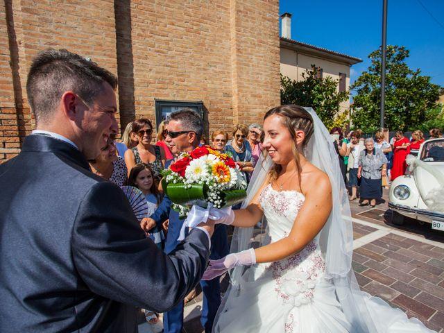 Il matrimonio di Alex e Ilaria a Mesola, Ferrara 51