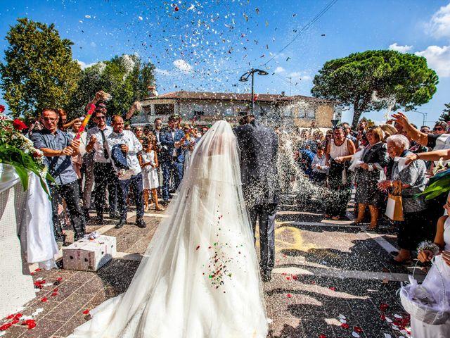 Il matrimonio di Alex e Ilaria a Mesola, Ferrara 70