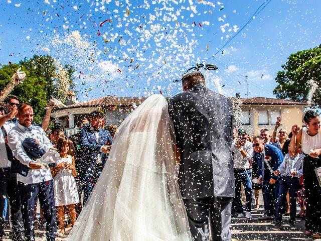Il matrimonio di Alex e Ilaria a Mesola, Ferrara 1
