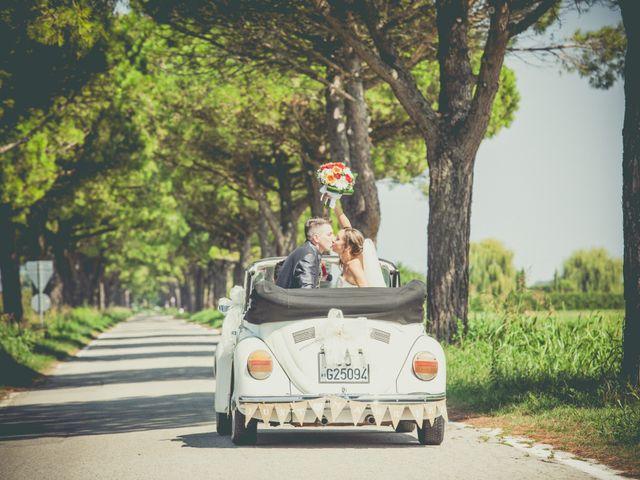 Il matrimonio di Alex e Ilaria a Mesola, Ferrara 77