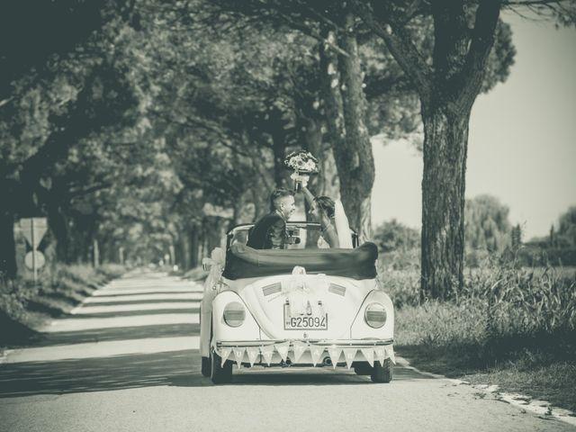 Il matrimonio di Alex e Ilaria a Mesola, Ferrara 78