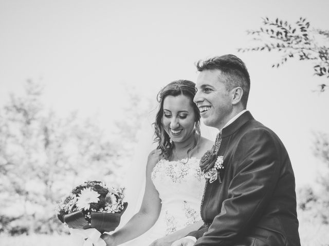 Il matrimonio di Alex e Ilaria a Mesola, Ferrara 81
