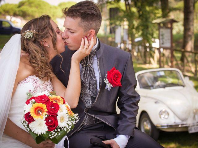 Il matrimonio di Alex e Ilaria a Mesola, Ferrara 83