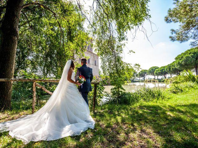 Il matrimonio di Alex e Ilaria a Mesola, Ferrara 86