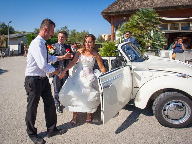 Il matrimonio di Alex e Ilaria a Mesola, Ferrara 90