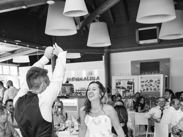 Il matrimonio di Alex e Ilaria a Mesola, Ferrara 95