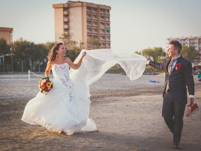 Il matrimonio di Alex e Ilaria a Mesola, Ferrara 102