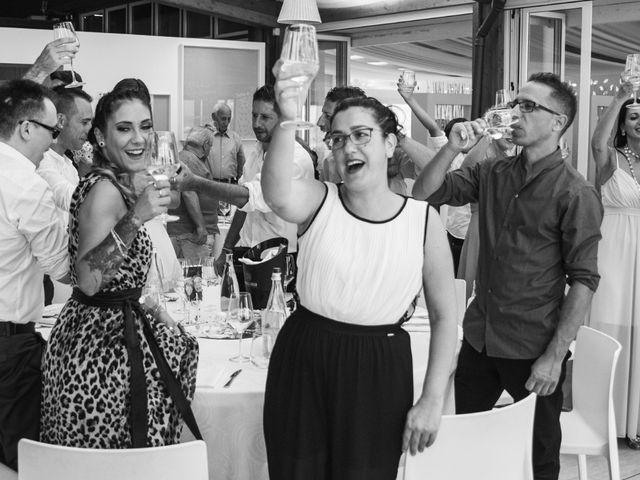 Il matrimonio di Alex e Ilaria a Mesola, Ferrara 105