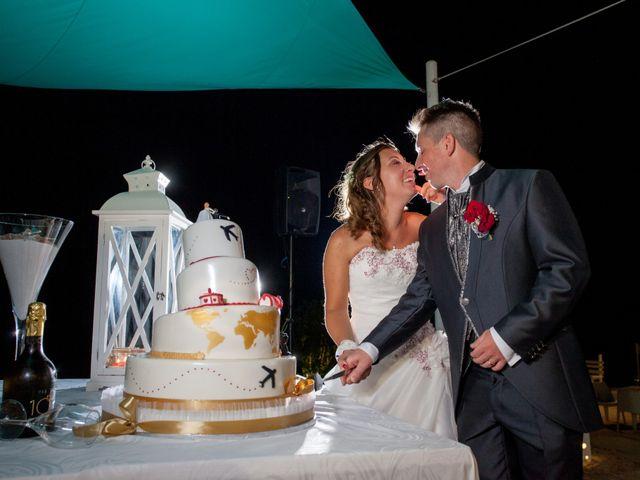 Il matrimonio di Alex e Ilaria a Mesola, Ferrara 112
