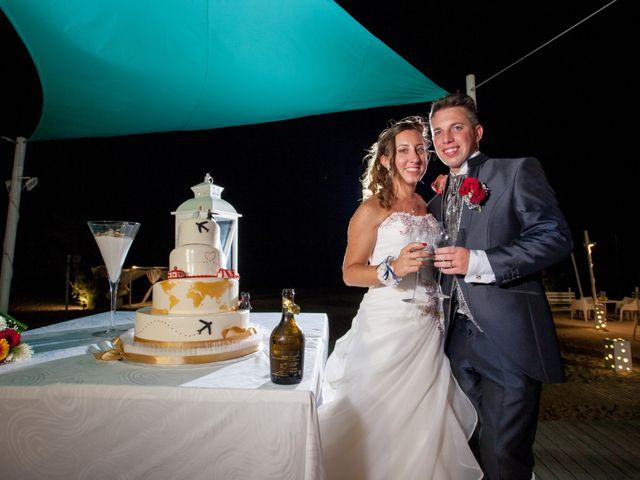 Il matrimonio di Alex e Ilaria a Mesola, Ferrara 113