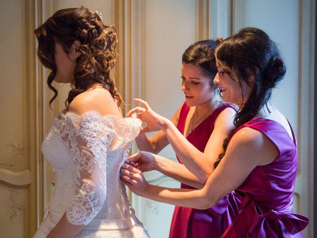 Il matrimonio di Matteo e Alessia a Borgo Chiese, Trento 2