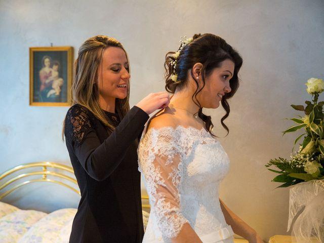 Il matrimonio di Matteo e Alessia a Borgo Chiese, Trento 11