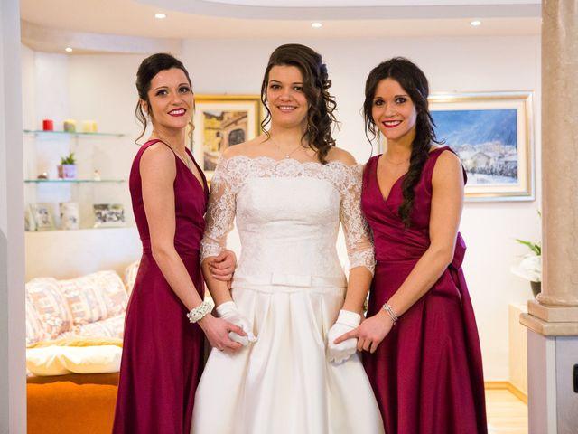 Il matrimonio di Matteo e Alessia a Borgo Chiese, Trento 12