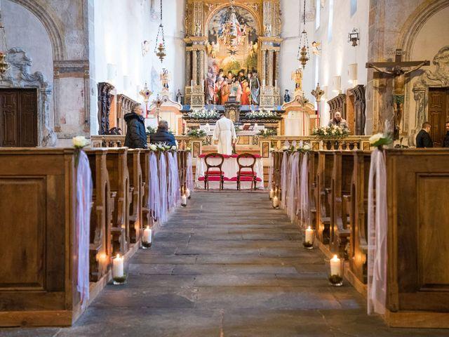 Il matrimonio di Matteo e Alessia a Borgo Chiese, Trento 14