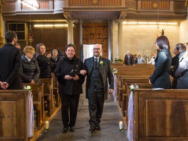 Il matrimonio di Matteo e Alessia a Borgo Chiese, Trento 15