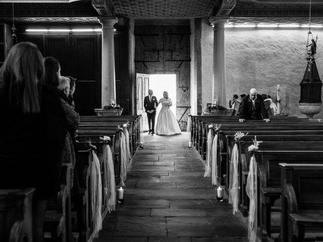 Il matrimonio di Matteo e Alessia a Borgo Chiese, Trento 17