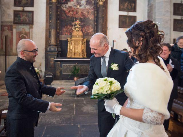 Il matrimonio di Matteo e Alessia a Borgo Chiese, Trento 19