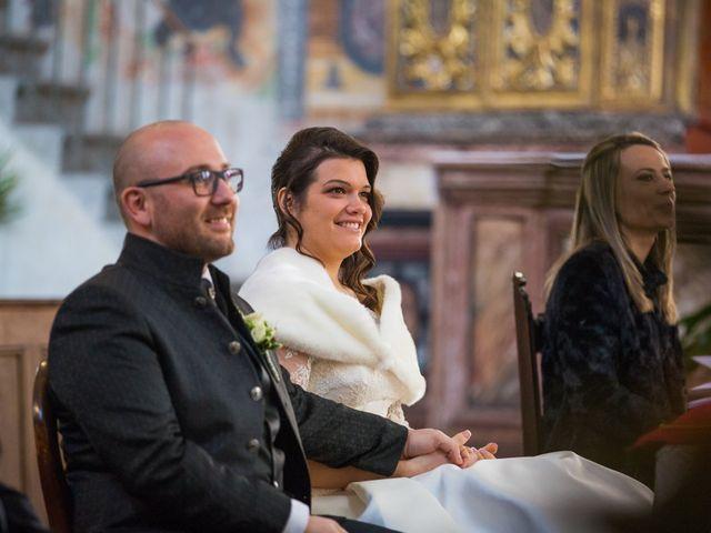 Il matrimonio di Matteo e Alessia a Borgo Chiese, Trento 21