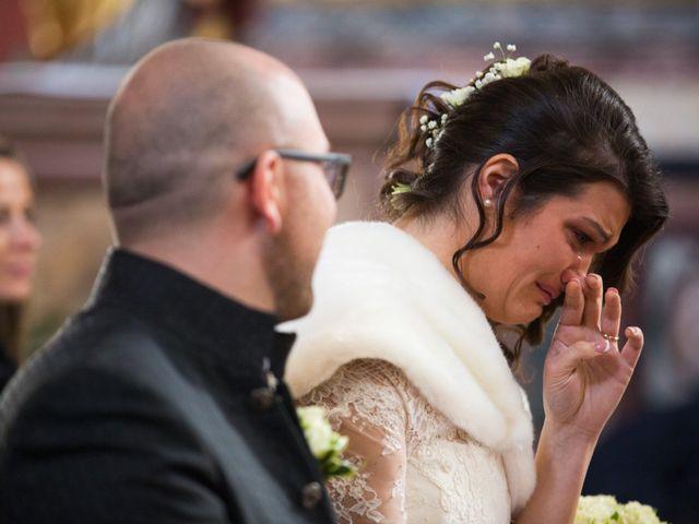 Il matrimonio di Matteo e Alessia a Borgo Chiese, Trento 24