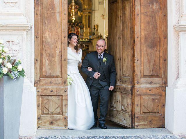 Il matrimonio di Matteo e Alessia a Borgo Chiese, Trento 26