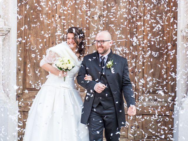 Il matrimonio di Matteo e Alessia a Borgo Chiese, Trento 27