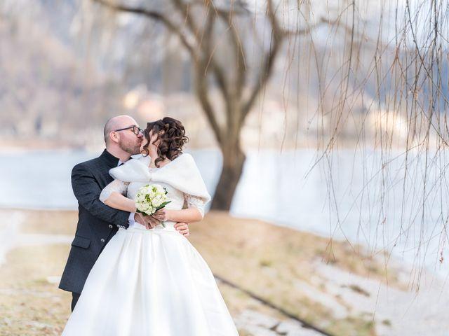 Il matrimonio di Matteo e Alessia a Borgo Chiese, Trento 29