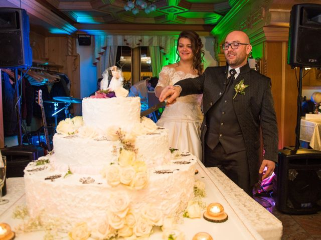 Il matrimonio di Matteo e Alessia a Borgo Chiese, Trento 36
