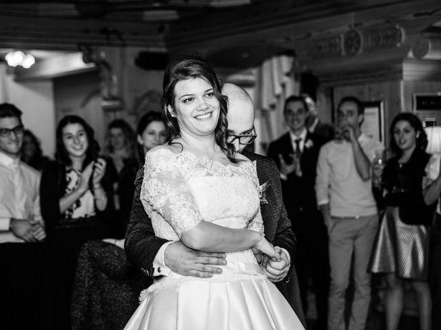 Il matrimonio di Matteo e Alessia a Borgo Chiese, Trento 37