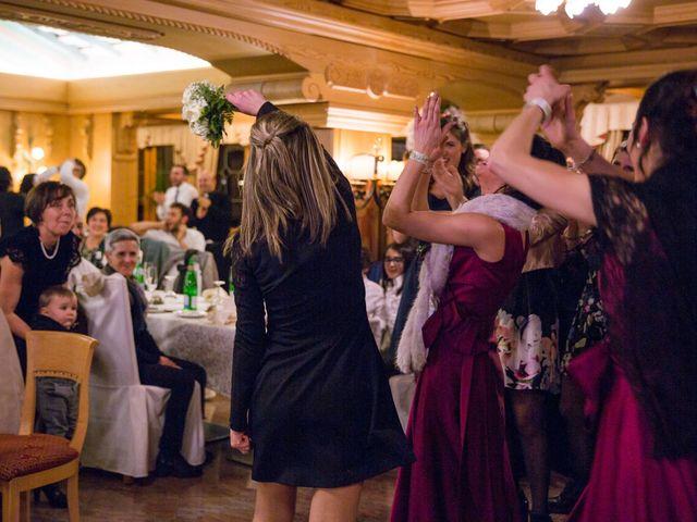 Il matrimonio di Matteo e Alessia a Borgo Chiese, Trento 38