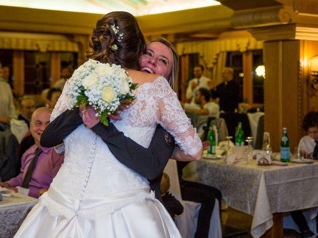 Il matrimonio di Matteo e Alessia a Borgo Chiese, Trento 39