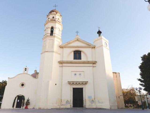 Il matrimonio di Claudio e Francesca a Quartu Sant'Elena, Cagliari 12