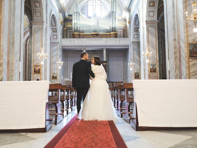 Il matrimonio di Claudio e Francesca a Quartu Sant'Elena, Cagliari 28