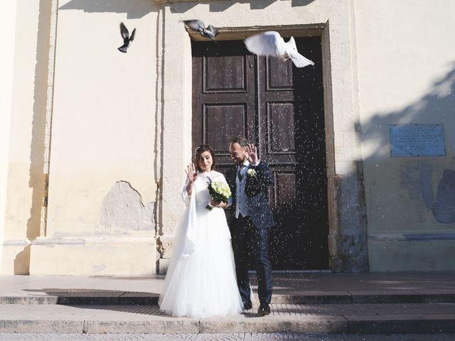 Il matrimonio di Claudio e Francesca a Quartu Sant'Elena, Cagliari 21