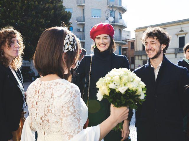 Il matrimonio di Claudio e Francesca a Quartu Sant'Elena, Cagliari 29