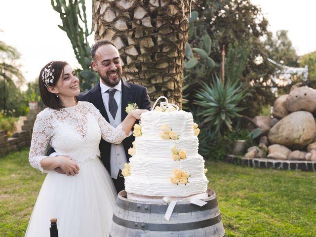 Il matrimonio di Claudio e Francesca a Quartu Sant'Elena, Cagliari 52