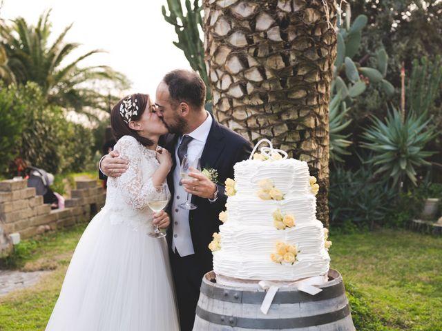 Il matrimonio di Claudio e Francesca a Quartu Sant'Elena, Cagliari 54