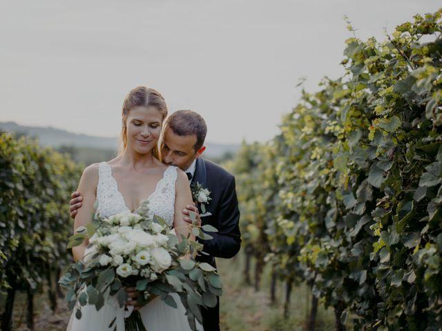 Le nozze di Stefanie e Mauro
