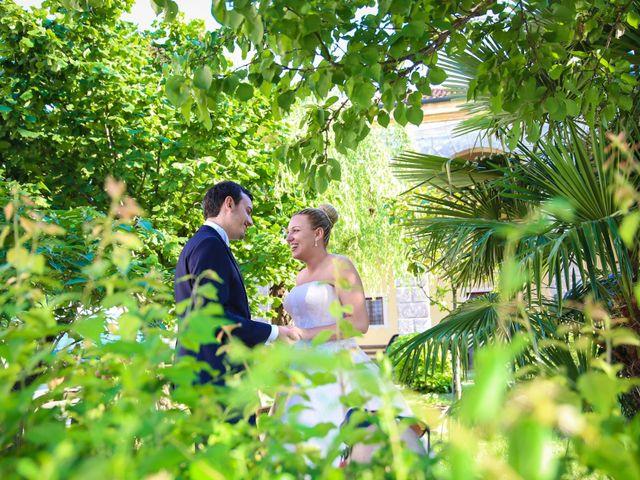 Il matrimonio di Matteo e Silvia a Vicenza, Vicenza 14